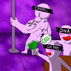 My Interpretation of CRISPRa by NekOTAKUBox