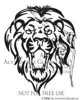 Amadeus's Lion by SargassosArt