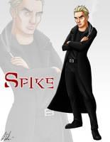 Spike by sayterdarkwynd
