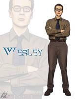 Wesley by sayterdarkwynd