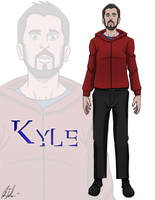 Kyle by sayterdarkwynd