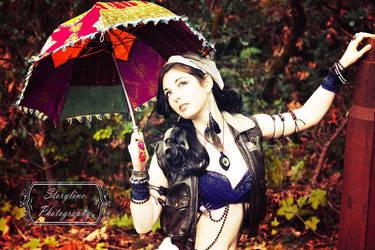 Steampunk Gypsy II by AzaleaJones