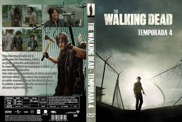 The Walking Dead - Temporada 4 by dariogerez on DeviantArt