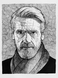 Jeremy Irons by Darko-simple-ART
