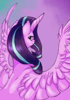 Princess Starlight Glimmer by Artemideus