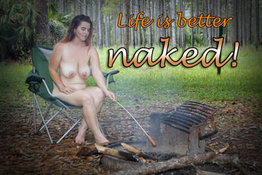 Michelle - Life is Better Naked by csp-media
