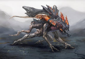 Infested Creature by GeniusFetus