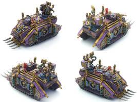 Emperor's Children Rhino by LancerAdvanced