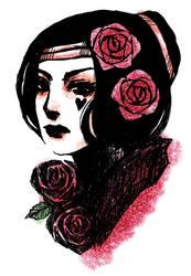 Painting the roses red... by jenifuru