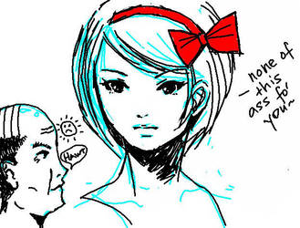 Collab Art by jenifuru
