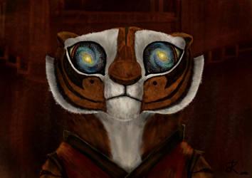 Cute Tigress by bk-kam