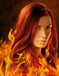 Jean Grey by bronze-dragonrider