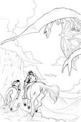 Sejanth Chase by bronze-dragonrider