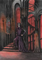 Mouth of Sauron by AnotherStranger-Me
