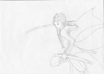 Fan-Art - Vergil by Sheirafael