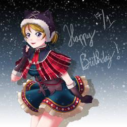 Happy Birthday, Hanayo! by Sheirafael