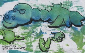 sleeping dragon by B-E-L-K-A