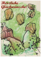 butterflies congratulations by B-E-L-K-A