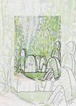 graveyard by B-E-L-K-A