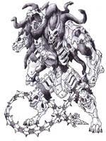 Cerberus by Darksilvania