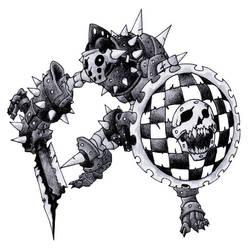 Black Pawn by Darksilvania