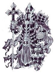 Black Bishop by Darksilvania