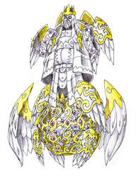 White King by Darksilvania