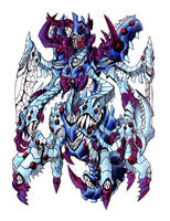 7 Princes of Hell: Beelzebub by Darksilvania