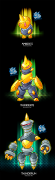 Charged Stones v2.0 by Darksilvania