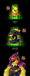 Harvest Moon v2.0 by Darksilvania