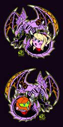 Kirby: Substitute Heroe by Darksilvania