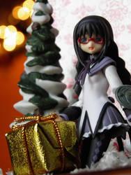 HomuHomu Christmas by Yami-Usagi