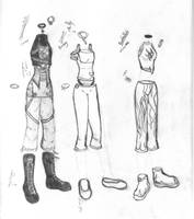 Girl Clothes by Kissari