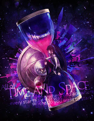 Time and Space by Inianis