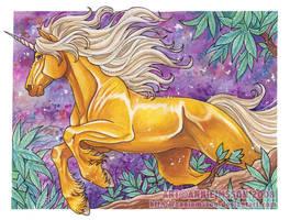 Golden Wish by AnnieMsson