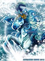 Winter Frost by AnnieMsson