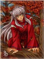 Inuyasha by AnnieMsson