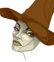 Witch - progress by CrisVector