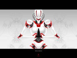 Vector Ex Machina by CrisVector