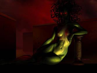 Medusa by CrisVector