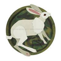 Chinese Zodiac: Rabbit by erinwitzel