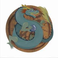 Chinese Zodiac: Dragon by erinwitzel