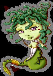 My Little Medusa by LadyRosse