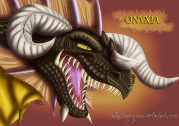 Onyxia by LadyRosse