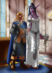 CM - Bryan and Eleanor by LadyRosse