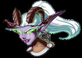 CM - Sahyrn by LadyRosse
