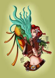 CM - Terra by LadyRosse