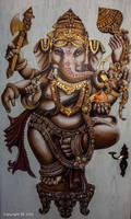 Ganesha by urielz29