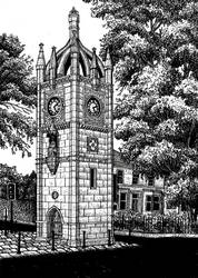 Ripon Clock Tower by Yeldabon