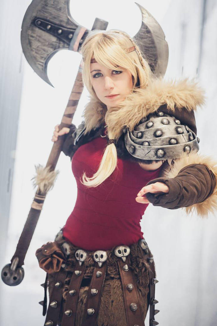 Astrid Hofferson, HTTYD 2 by Wildyama